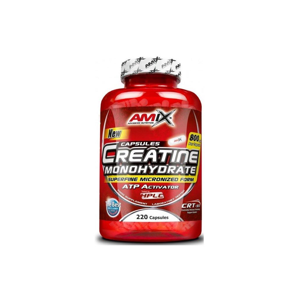 Amix Creatine Monohydrate 500kapslí