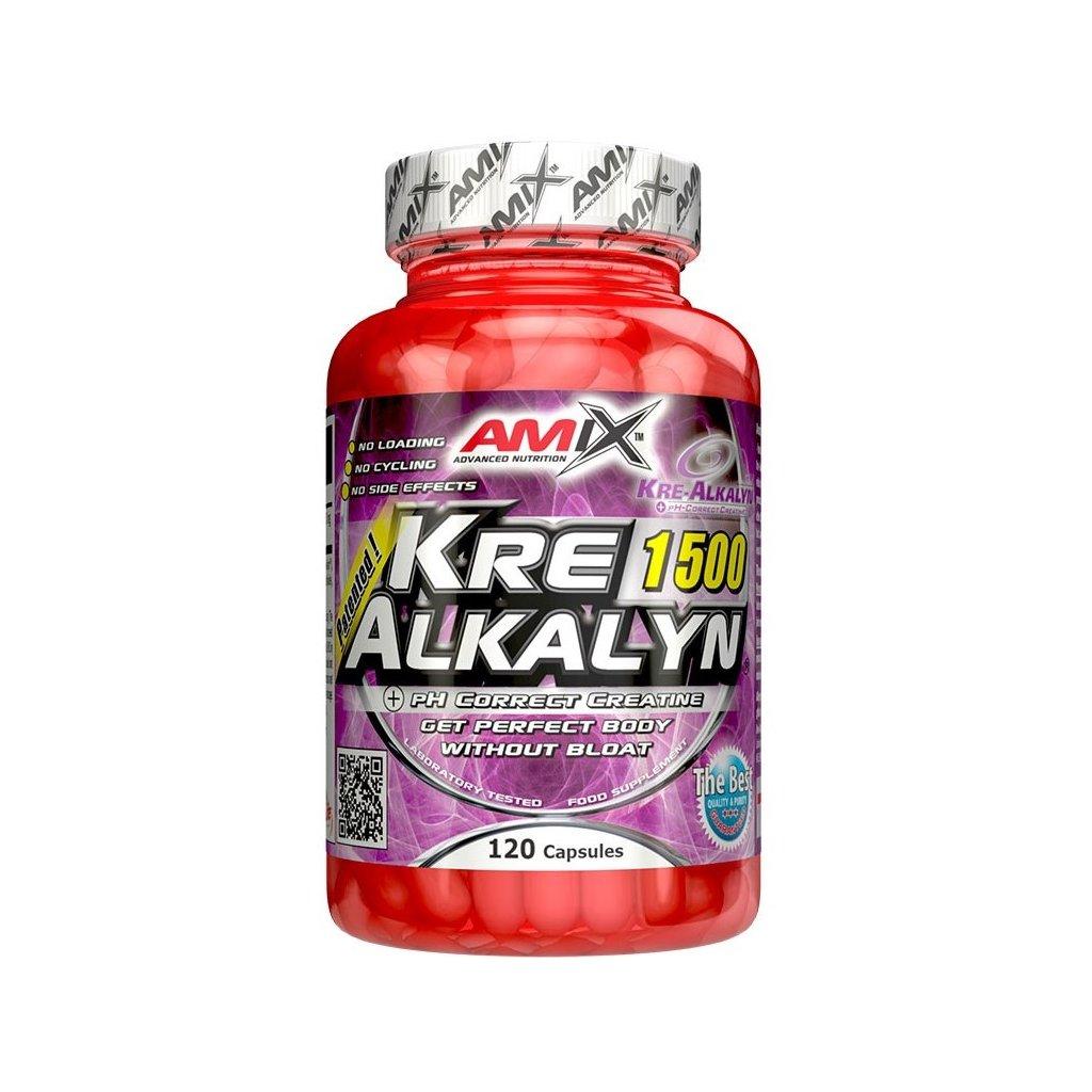 Amix Kre-Alkalyn 1500 220kapslí