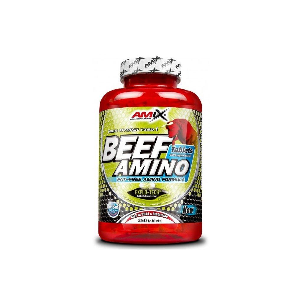 Amix Beef Amino 250tablet