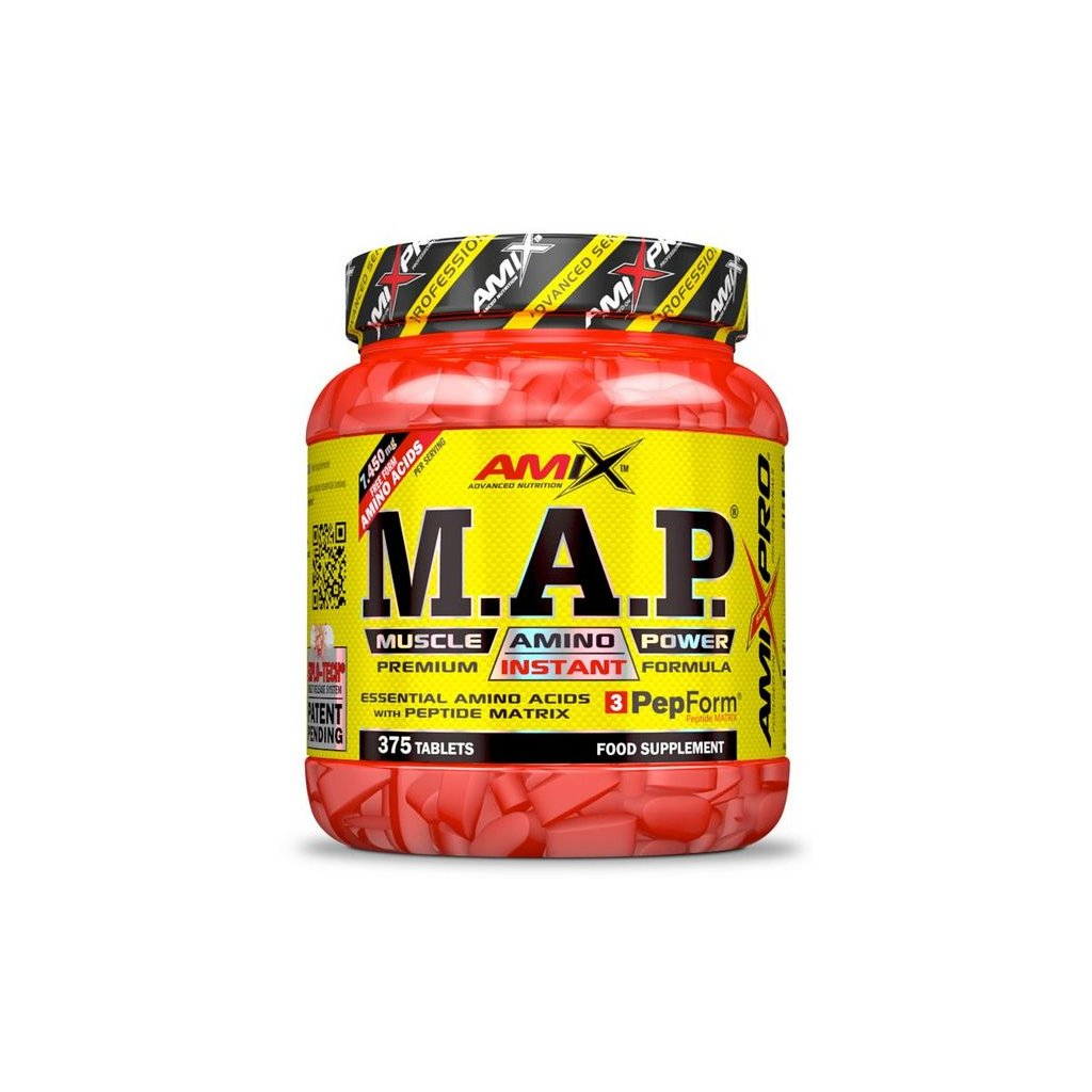 Amix M.A.P. Muscle Amino Power 375tablet
