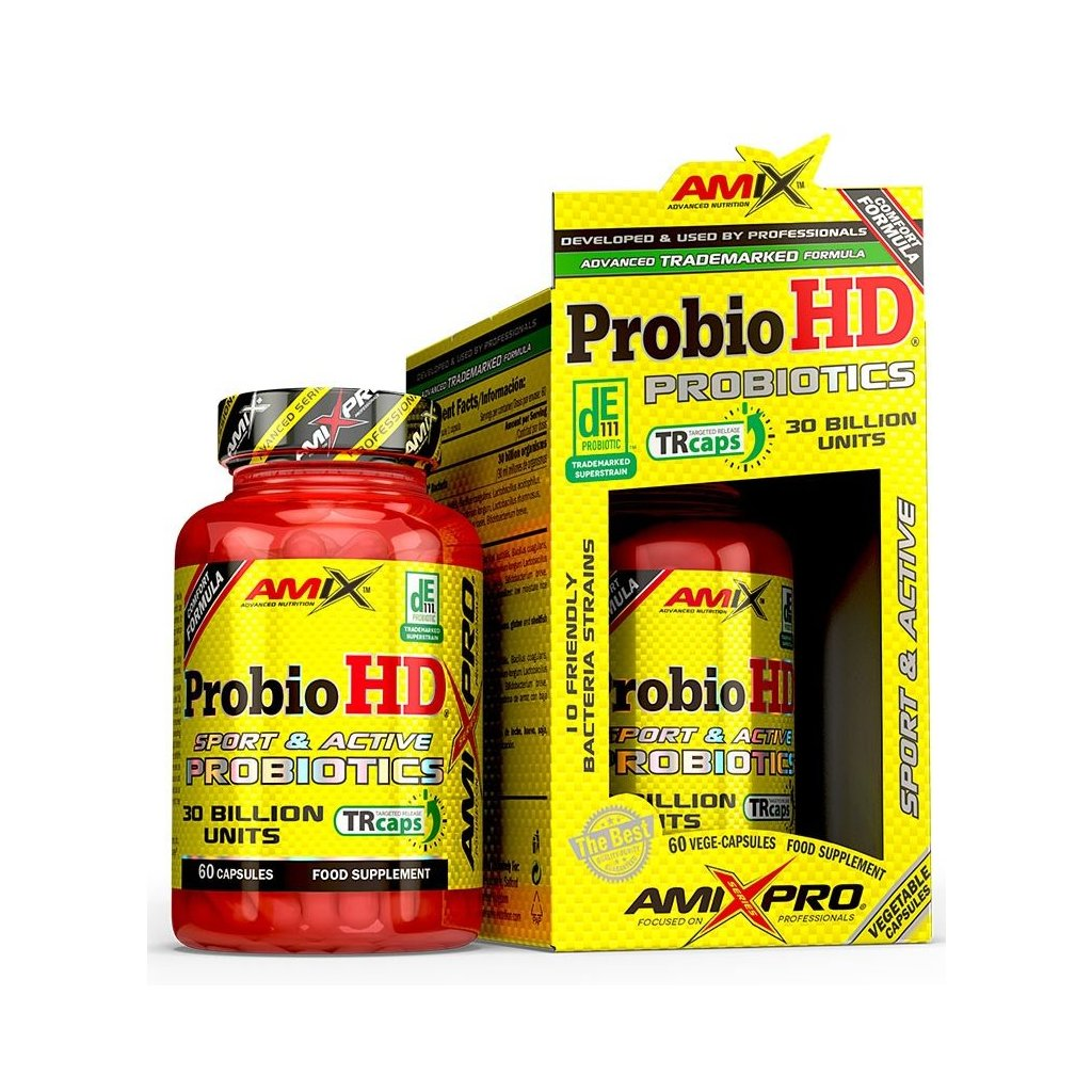 Amix ProbioHD 60kapslí