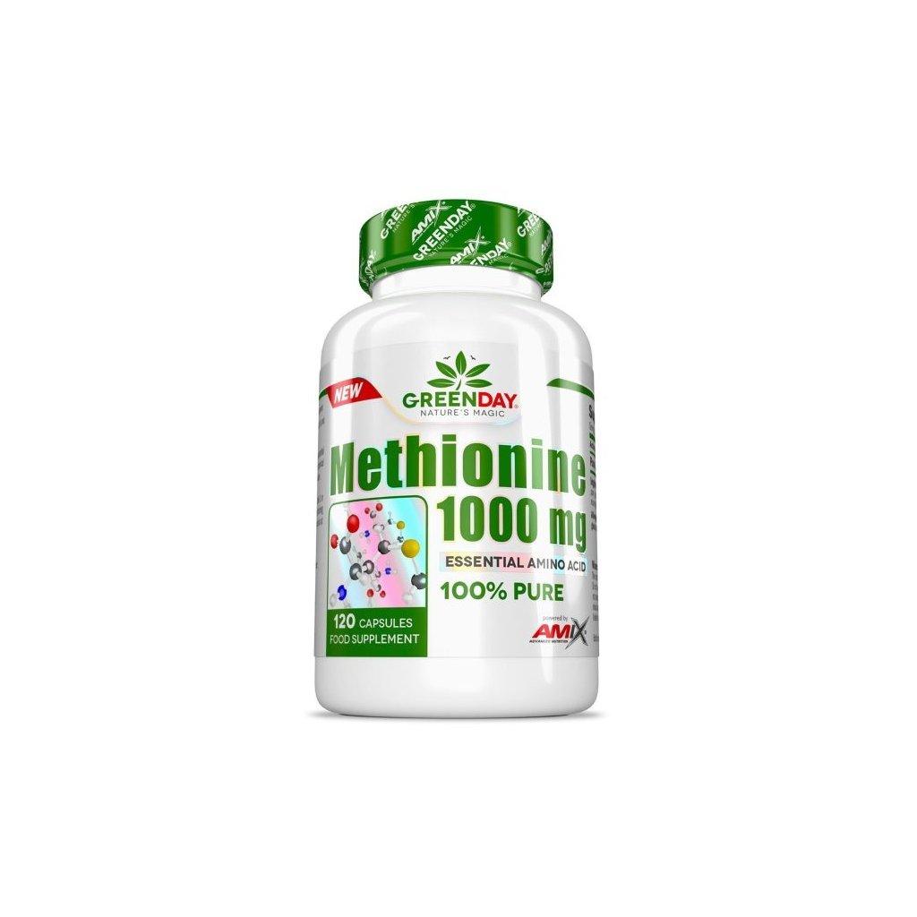 Amix Methionine 1000 mg 120kapslí
