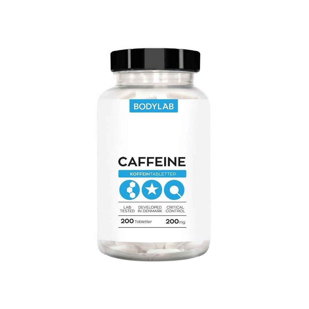Bodylab Caffeine 200tablet