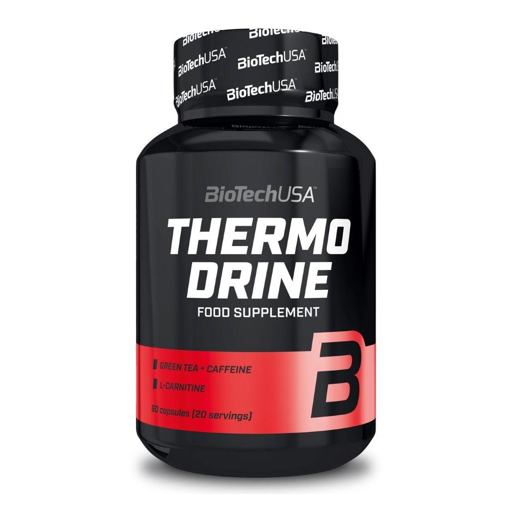 BioTech Thermo Drine 60kapslí