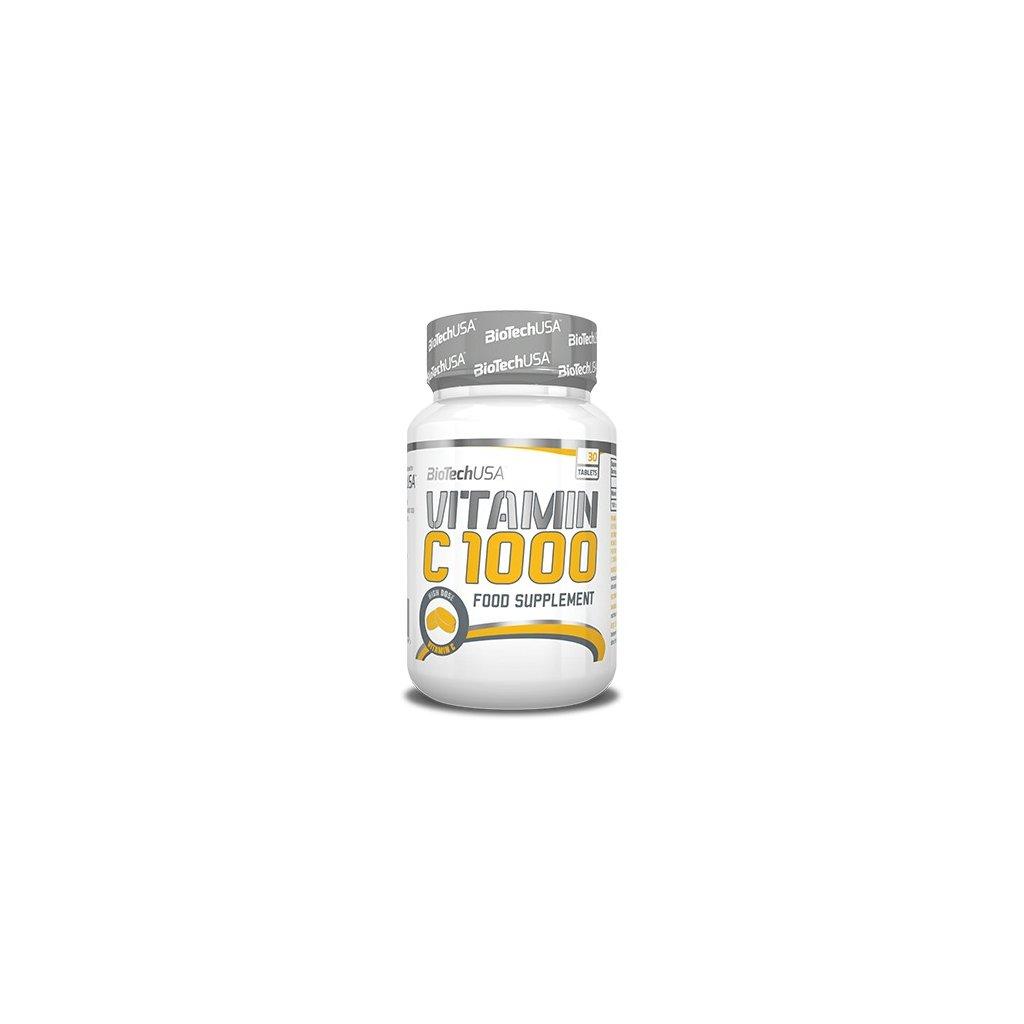 BioTech Vitamin C 1000 30tablet
