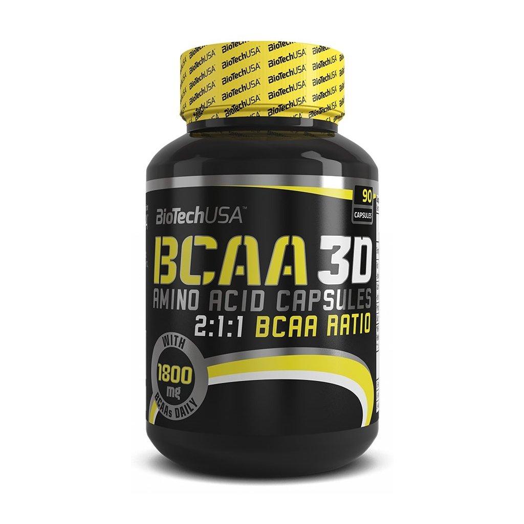 BioTech BCAA 3D 90kapslí