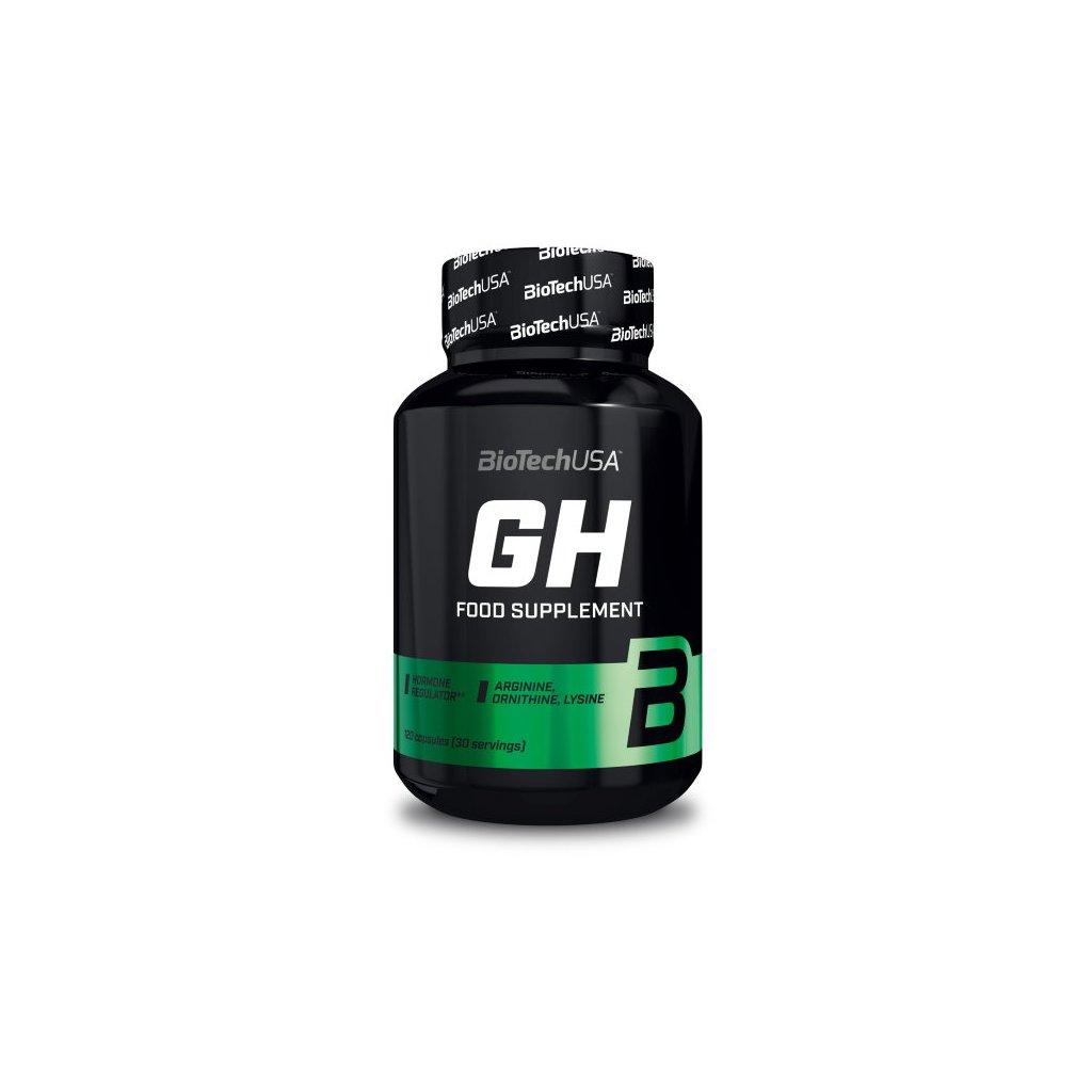 BioTech GH Hormon Regulator 120kapslí