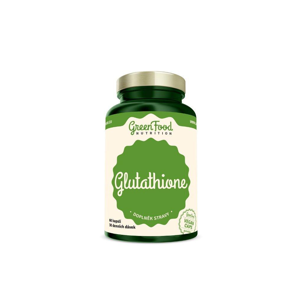 GreenFood Glutathione 60kapslí