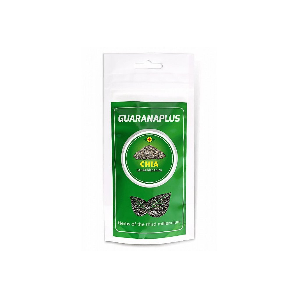 GuaranaPlus Chia semínka 100g