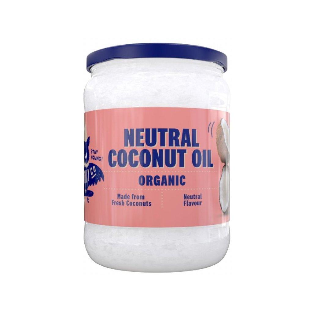Healthyco Kokosový olej neutrální 500ml