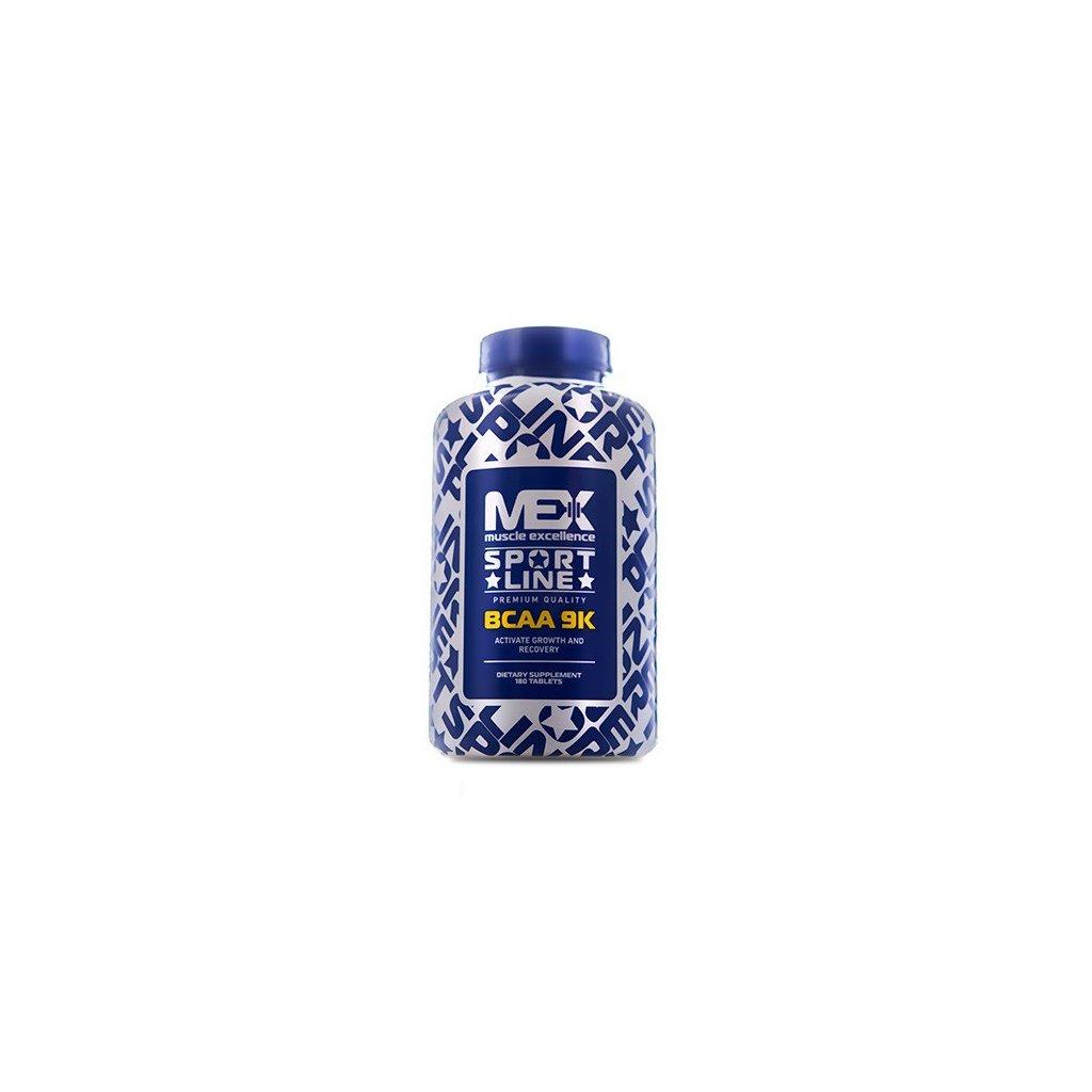 Mex Nutrition BCAA 9k 180tablet