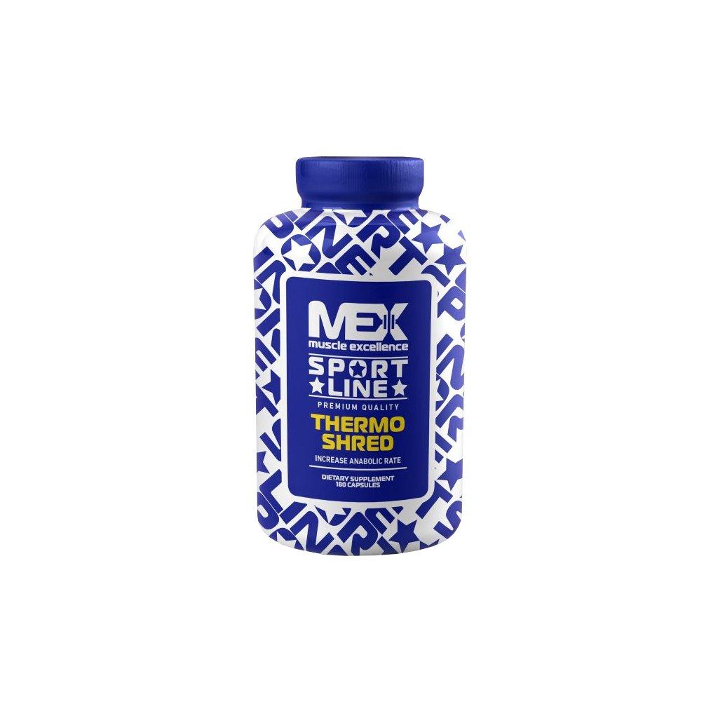 Mex Nutrition Thermo Shred 180 kapslí
