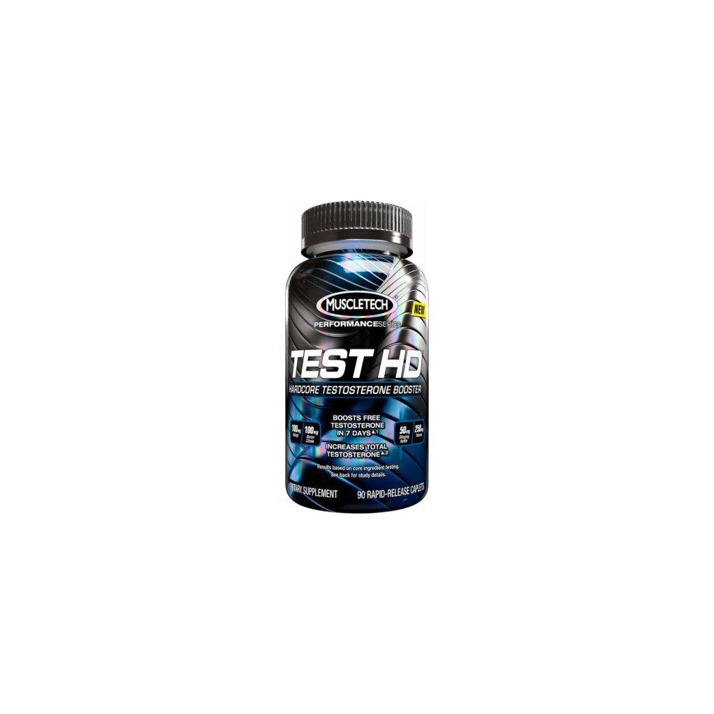 MuscleTech Test HD 90 kapslí
