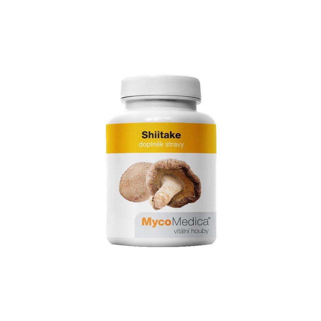 MycoMedica Shiitake 90kapslí