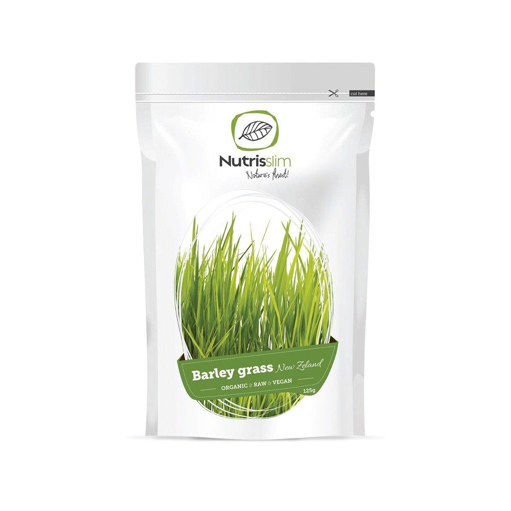 Nutrisslim BIO Barley Grass Powder (New Zealand) 125g