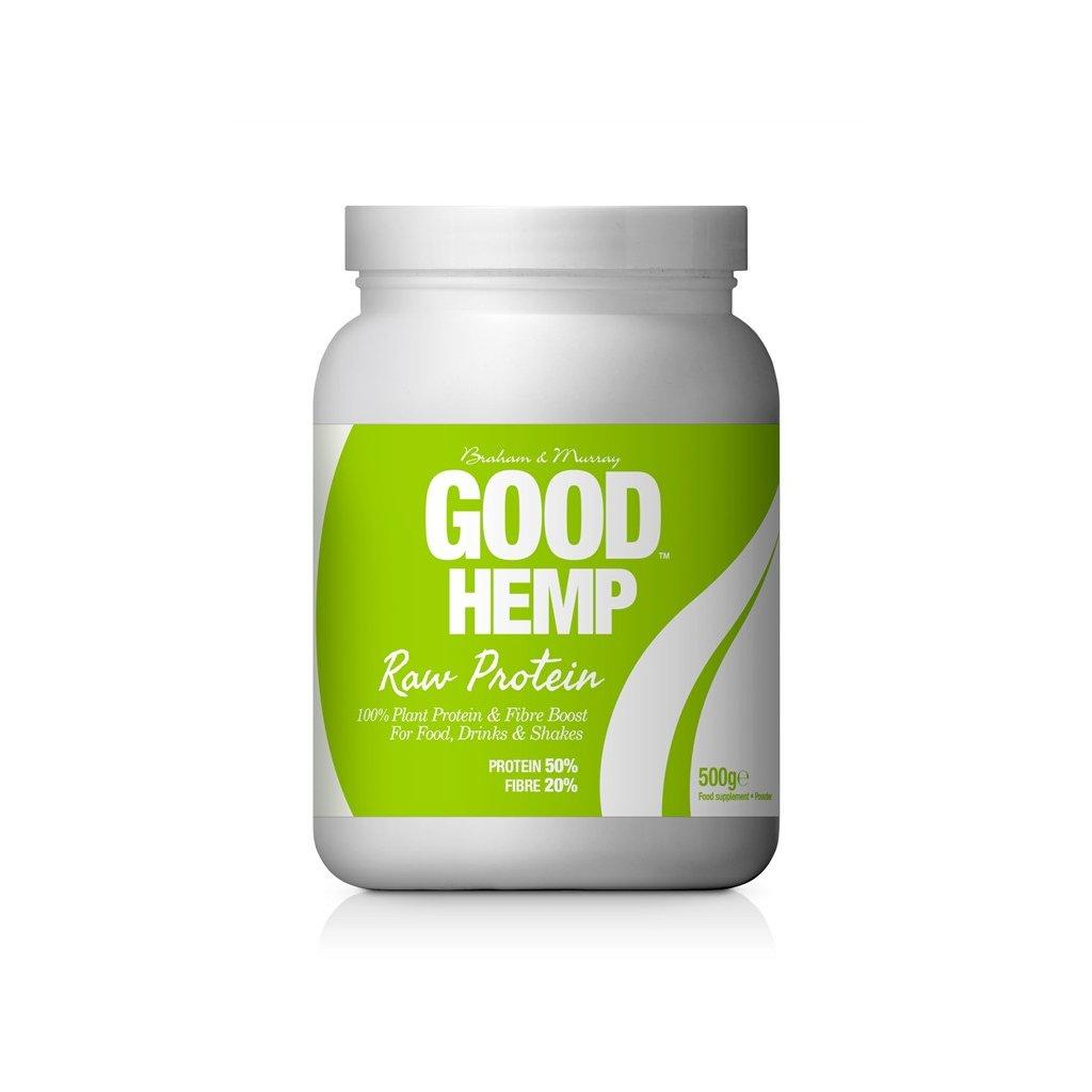 Good Hemp Protein Natural RAW 500g