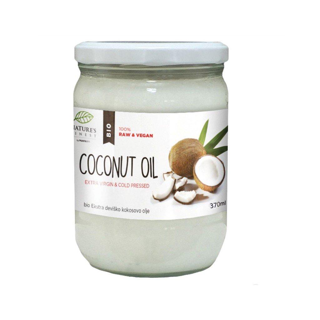 Coconut Oil 370ml Bio