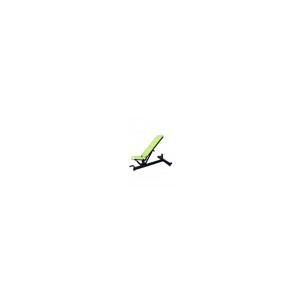 Lavice polohovací do vodorovna K725