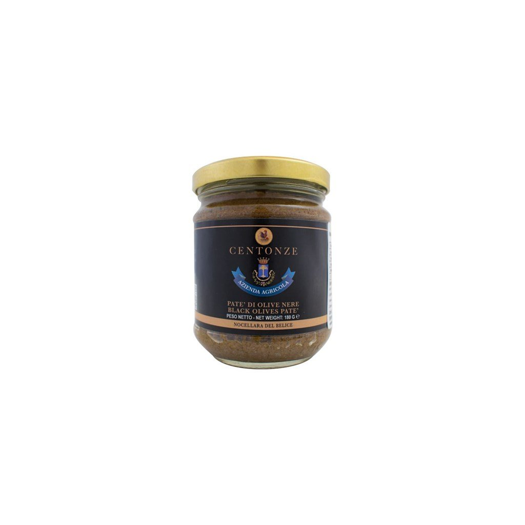 Black Olives Creme (Krém z černých oliv) 180g