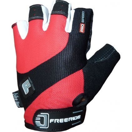FREERIDE - Gelové cyklistické rukavice  PROSPEED