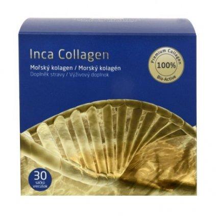 inca collagen morsky kolagen 30 sacku