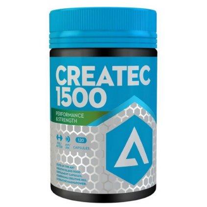 Adapt Nutrition Createc 1500 120kapslí