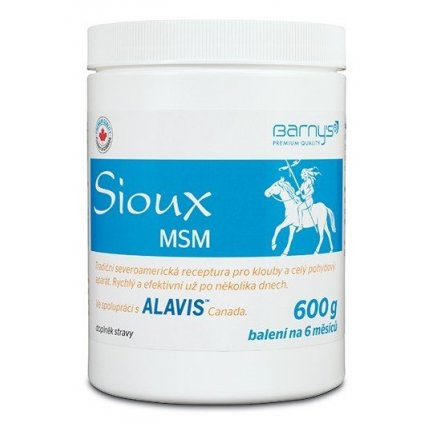 Barny's Sioux MSM 600g