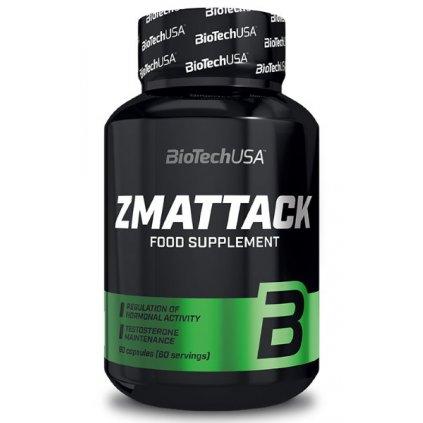 BioTech ZMAttack 60kapslí
