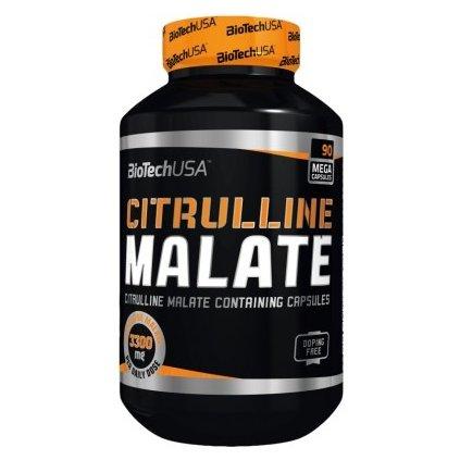 BioTech Citrulline Malate 90kapslí