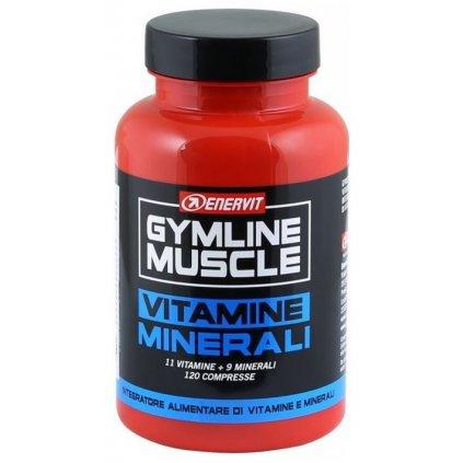 Enervit Vitamine Minerali 120tablet