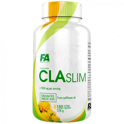Fitness Authority CLA Slim 180kapslí