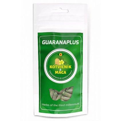 GuaranaPlus Guarana + Maca 100kapslí