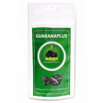 GuaranaPlus Maqui berry 100kapslí