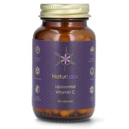 NaturLabs Liposomální vitamín C     60kapslí