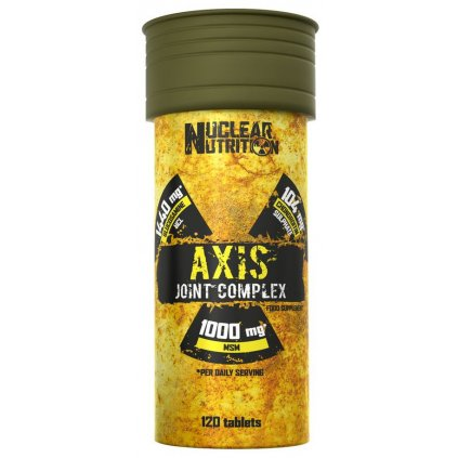 Nuclear Nutrition Axis Joint Complex 120tablet