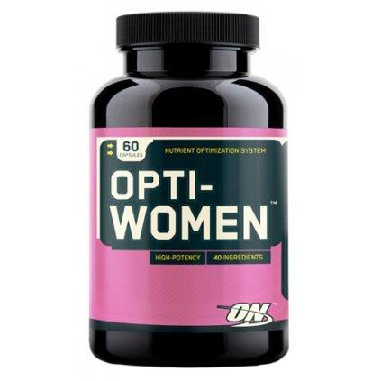 Optimum Nutrition Opti-Women 60kapslí