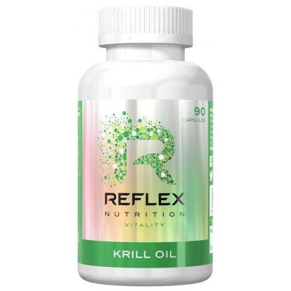 Reflex Krill Oil 90kapslí