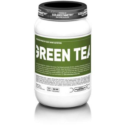 Sizeandsymmetry Green Tea 100kapslí