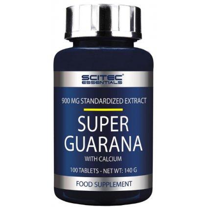 Scitec Super Guarana 100tablet