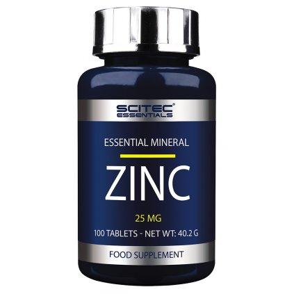 Scitec Zinc 25mg 100tablet