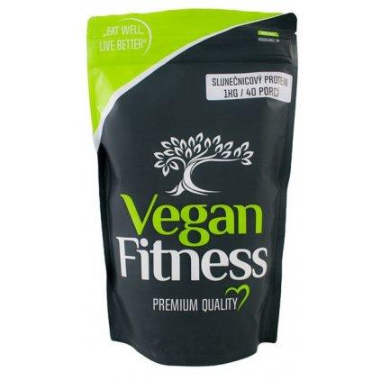Vegan Fitness Slunečnicový protein 1000g