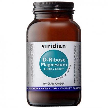 Viridian D-Ribose Magnesium 180g