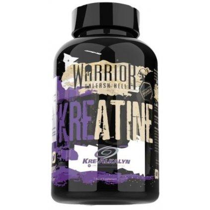 Warrior Kreatine (Kre-Alkalyn) 120kapslí