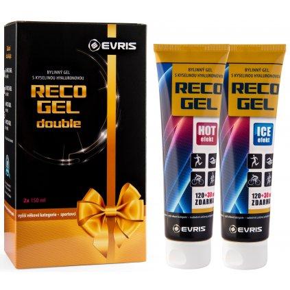 Evris Reco Gel Double 2×150ml