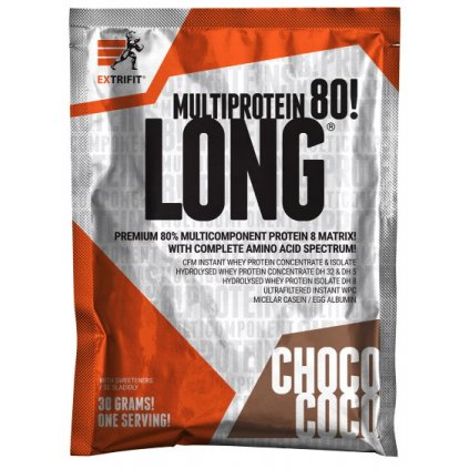 Extrifit Long 80 Multiprotein 30g