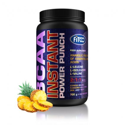 Fitco BCAA Power Punch 700 g