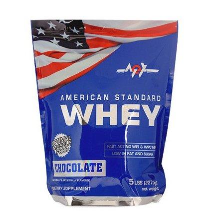 Mex Nutrition Whey American Standard     2270g