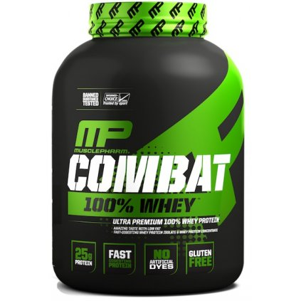 MusclePharm Combat 100% Whey 2269 g