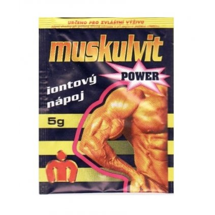 Muskulvit Power 20×5 g