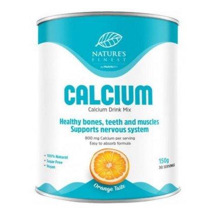 Nutrisslim Calcium (Vápník) 150 g
